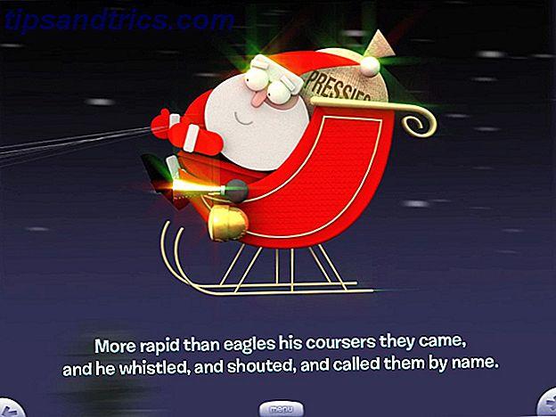 6 Weihnachtsgeschichten auf dem iPad zum Leben erweckt