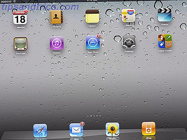 Le design épuré ne vous impressionne plus, et quant au manque de choix d'application ... votre iPad a-t-il été oublié?