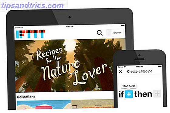 IFTTT llega al iPad con colecciones de recetas, notificaciones de iOS y disparadores de fotos