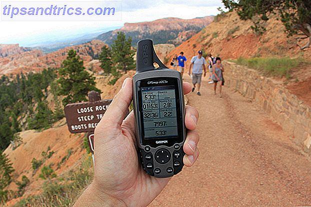 Ihr Smartphone kann wirklich die Rolle eines dedizierten GPS übernehmen, aber es gibt ein paar Dinge, die Sie dabei beachten sollten.
