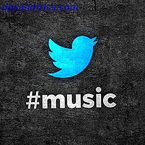 Opdag ny musik med Twitter musik til Desktop & iPhone [Web & IOS]