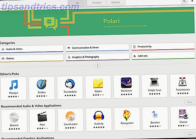 Comparaison des magasins d'applications Linux: lequel vous convient le mieux?