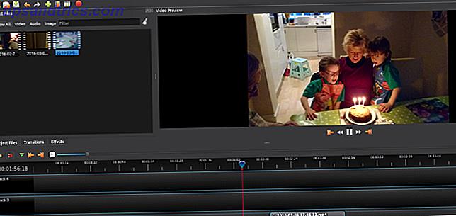 Como editar um vídeo no Linux com o OpenShot 2.0