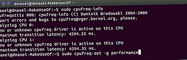 Linux In Overdrive: Sådan får du enhver form for ydeevne ud af dit system