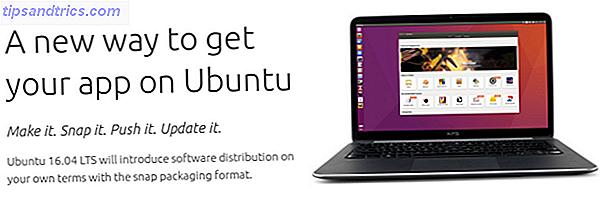 Na versão 16.04, o Ubuntu espera encontrar um equilíbrio entre ter estabilidade e se manter atualizado, com uma nova maneira de instalar aplicativos.  Vamos descobrir como funciona o snaps.