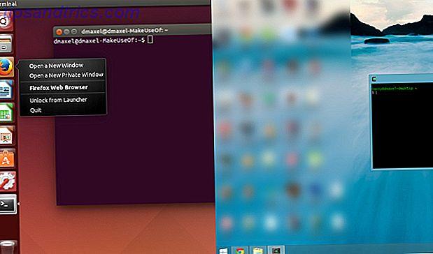For en god mængde mennesker kan valget mellem Windows 8 og Ubuntu primært komme ned til brugeroplevelsen, hvilket i høj grad tilskrives skrivebordsmiljøet.