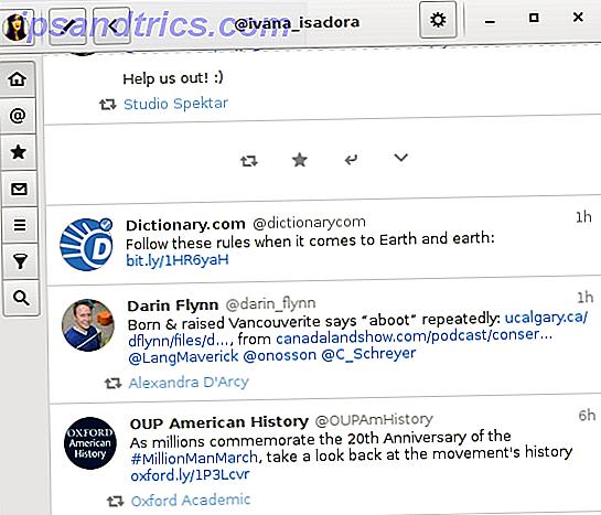 Contrariamente a la opinión popular, hay bastantes clientes de Twitter para Linux.  El único problema es que la mayoría de ellos apestan.  Entonces, ¿qué aplicaciones puedes usar para administrar múltiples cuentas de Twitter en Linux?