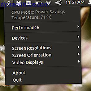 Ottieni una durata della batteria migliore dal tuo laptop Linux.  Jupiter Applet è un piccolo programma che ti aiuta a risparmiare energia regolando la tua CPU, modificando il kernel di Linux e il tuo hardware.