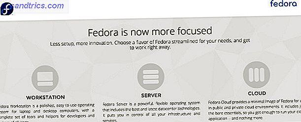 Alles wat u moet weten over Fedora 21 Cloud Flavor