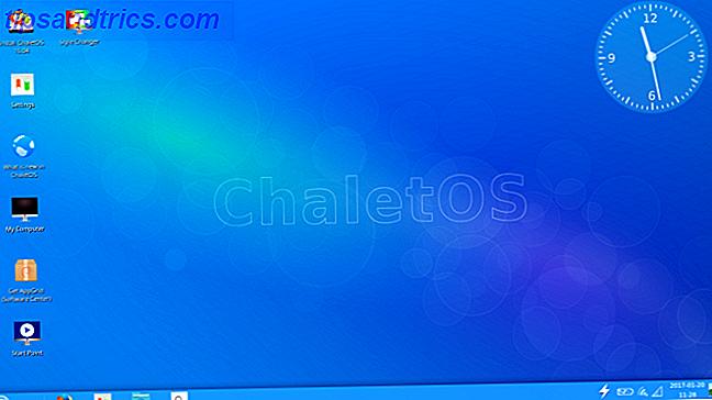El cambio de Windows a Linux presenta un desafío.  Conocer ciertos consejos y trucos ayuda a la transición, al igual que elegir la distribución correcta.  El ChaletOS 16 Windows-esque podría ser el que desee.