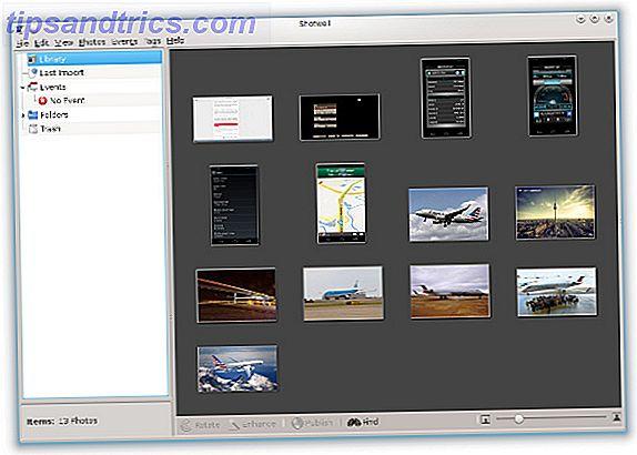 Jusqu'à récemment, Linux n'avait que GIMP comme outil de retouche photo acceptable.  Cela a changé, grâce à quelques nouveaux outils qui offrent des fonctionnalités impressionnantes: Darktable et Shotwell.