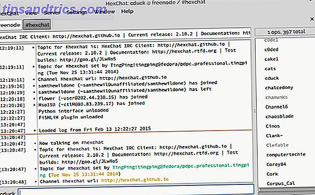 Même s'il est certainement passé son apogée, l'IRC est encore en vie aujourd'hui - si vivant, en fait, que des dizaines de clients sont encore activement développés.