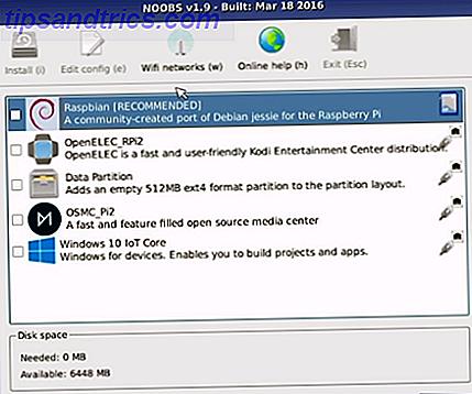 NOOBS vs BerryBoot: Vilket är bäst för att installera ett Raspberry Pi OS?