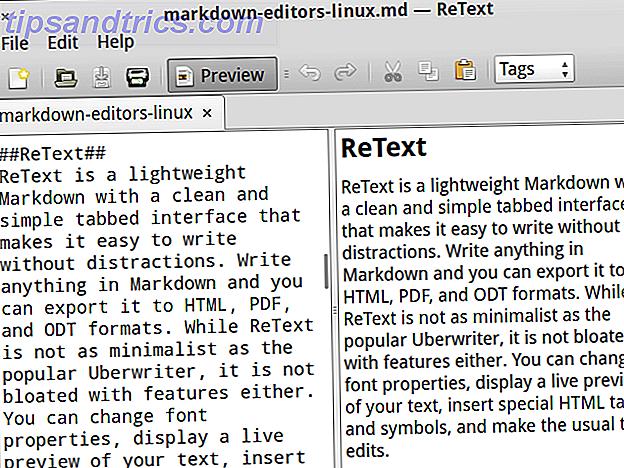 Les utilisateurs de Windows et Mac ont beaucoup d'éditeurs Markdown à choisir, les utilisateurs de Linux, moins.  Voici quelques choix.