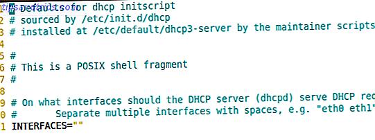 installazione e configurazione di un server DHCP gratuito