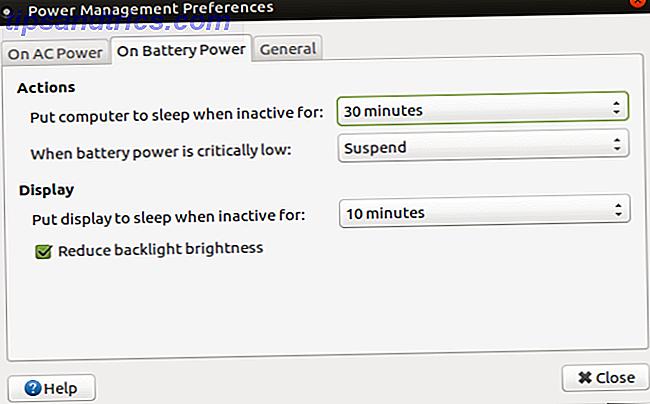 Wie können Sie mehr Zeit mit Ihrem Akku verbringen und ein wirklich tragbares Linux-Computing-Erlebnis genießen?
