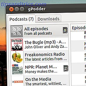 Vous cherchez le meilleur moyen de gérer et de synchroniser vos podcasts préférés sur Linux?  Arrête de regarder.