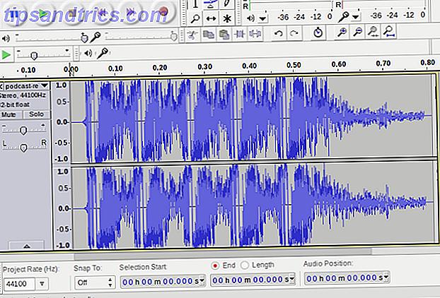 Cómo grabar fácilmente un podcast de audio o video en Linux