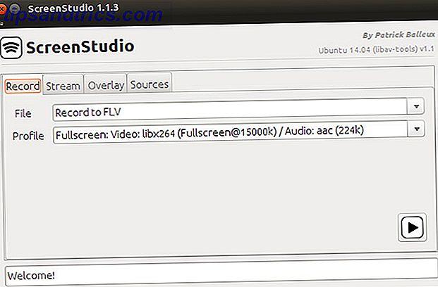 La grabación de pantalla de Linux se hizo más rápida y sencilla con ScreenStudio