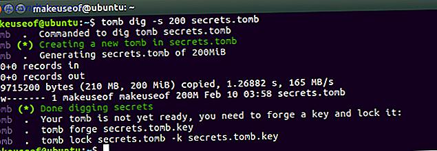 Cómo proteger su información de datos más sensible con Tomb