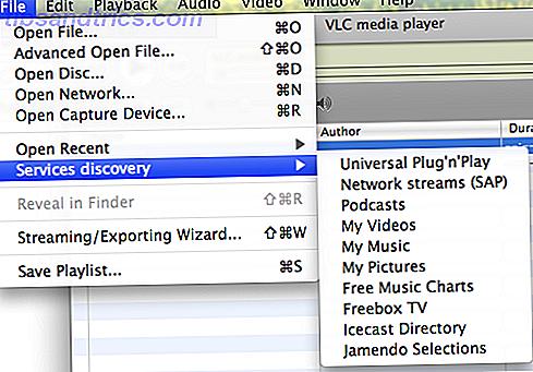 Streaming Services: Eine völlig neue Seite für VLC-Player, von der