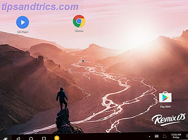 En realidad, es bastante fácil usar Android como sistema operativo de escritorio una vez que sepa cómo hacerlo.