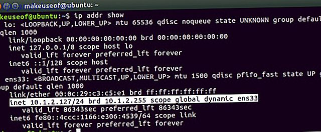 Så här hanterar du din IP-adress på Linux: Hitta, ställa in och ändra