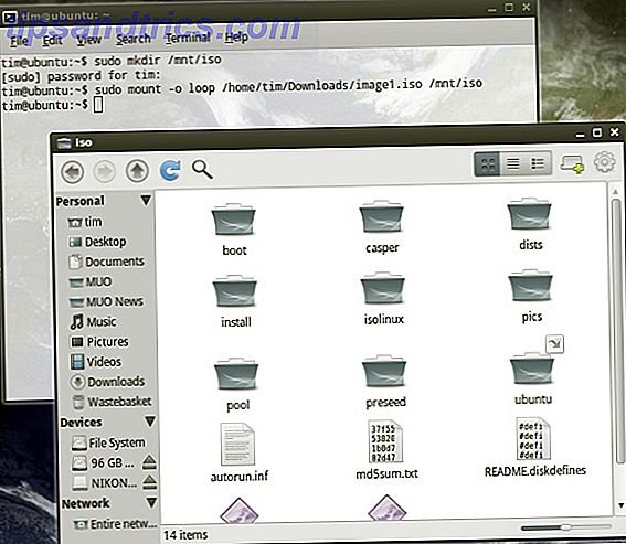 Come estrarre file ISO con Linux