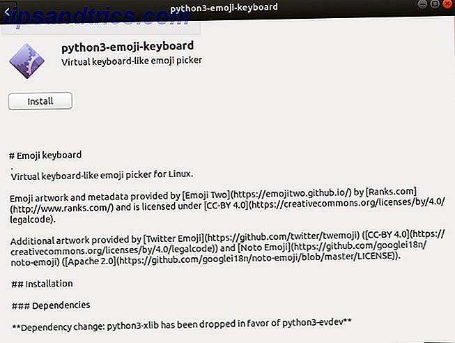 Como configurar um teclado Emoji no Linux