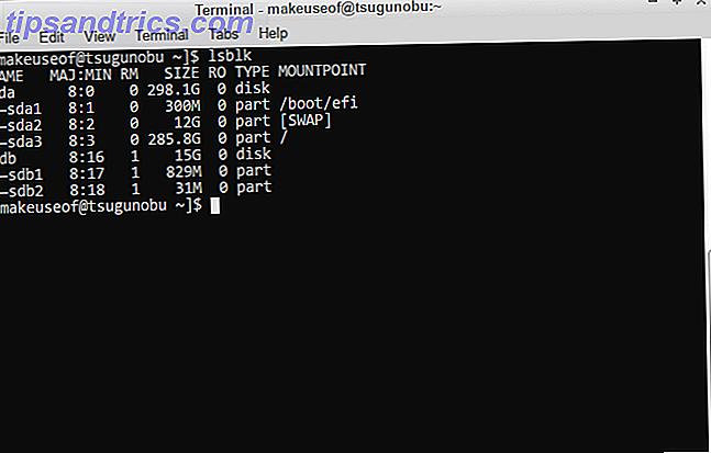 Montage de disques durs et de partitions à l'aide de la ligne de commande Linux