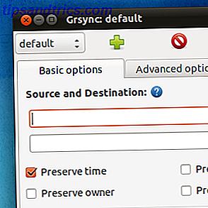 Använd rsync, det ultimata synkroniseringsverktyget, utan att behöva installera Linux eller lära kommandoraden.  Det är överklagandet av Grsync, en GUI-version av det populära Unix / Linux-kommandoradsprogrammet rsync.