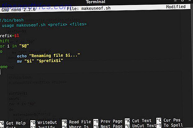 Med bash scripting kan du göra en komplex serie av uppgifter på ett snabbt sätt så det är bra för utarbetade och repetitiva behov.  Det är också ett bra sätt att lära känna terminalen.
