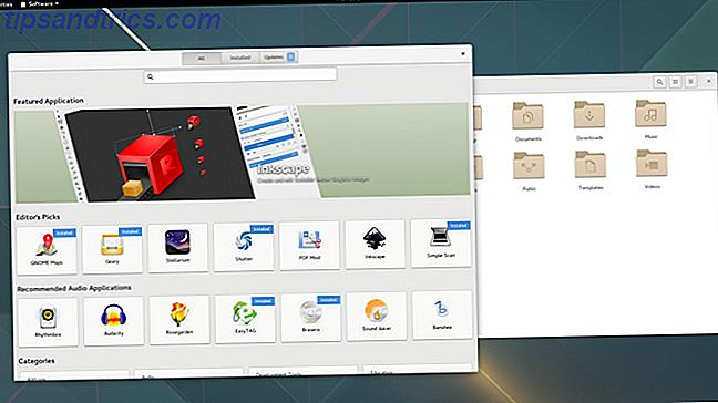 Usted está interesado en Linux, y se ha encontrado con GNOME, un acrónimo de GNU Network Object Model Environment.  GNOME es una de las interfaces de código abierto más populares, pero ¿qué significa eso?