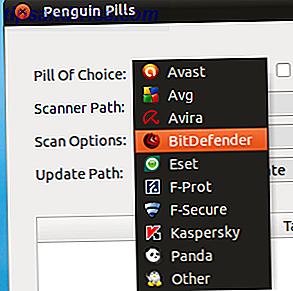 Penguin Pills - Een enkele GUI voor 9 populaire Linux Antivirus-programma's