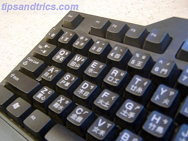 Comment écrire avec n'importe quelle langue sous Linux