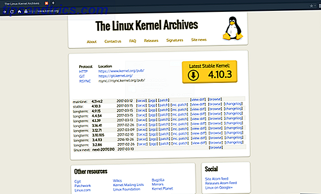Pourquoi ça ne compte pas quel système d'exploitation Linux vous utilisez