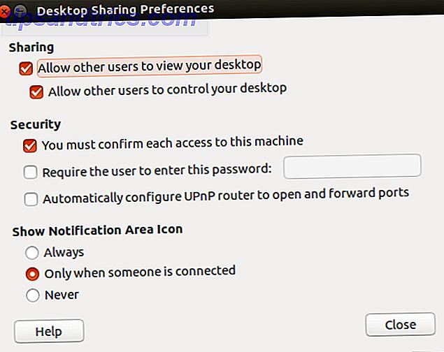 Você precisa se conectar remotamente ao seu computador?  Usar o Ubuntu Remote Desktop oferece controle total sobre sua área de trabalho de qualquer outro computador: Linux, macOS ou Windows.  É assim que funciona.