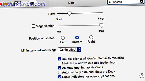 Vala a doca para acelerar o seu fluxo de trabalho Mac