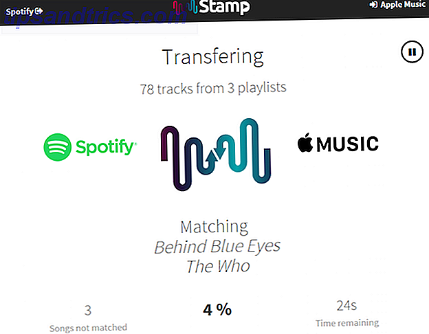Hvad hvis du allerede har afspilningslister på andre tjenester som Spotify, og vil gerne replikere dem på Apple Music?