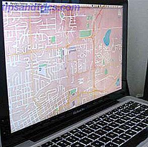 Se et billede af fællesskabet omkring dig, lige på din Mac desktop.  Satellite Eyes er en lille Mac-download, der sidder i din bakke, bestemmer din nuværende placering og sætter et kort af dit valg på skrivebordet.