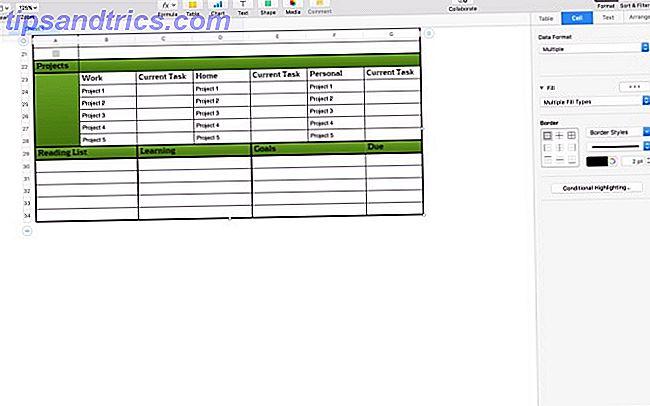 Machen Sie Excel-Tabelle verfolgen Gewichtsverlust