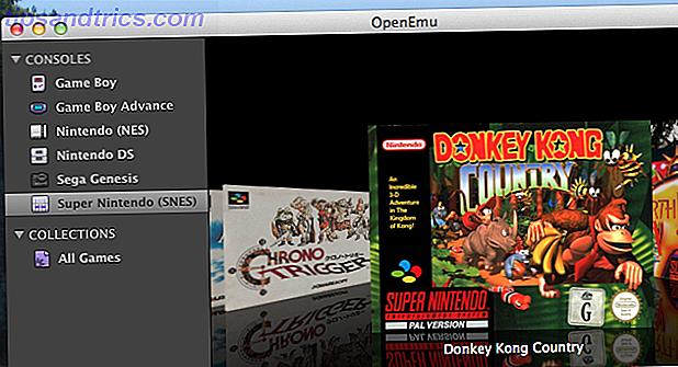 Organiseer je favoriete retro-spellen in stijl - speel ze dan af.  OpenEmu is een langverwachte Mac-exclusiviteit die emulatie voor een tiental systemen combineert in een enkel, glad programma.