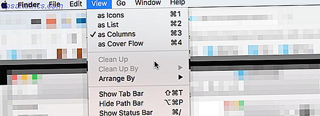 Si vos options de nettoyage dans le menu Affichage du Finder sont soudainement grisées et que vous ne savez pas pourquoi, voici comment les ramener.