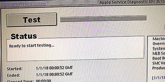 Apple Service Diagnostics EFI
