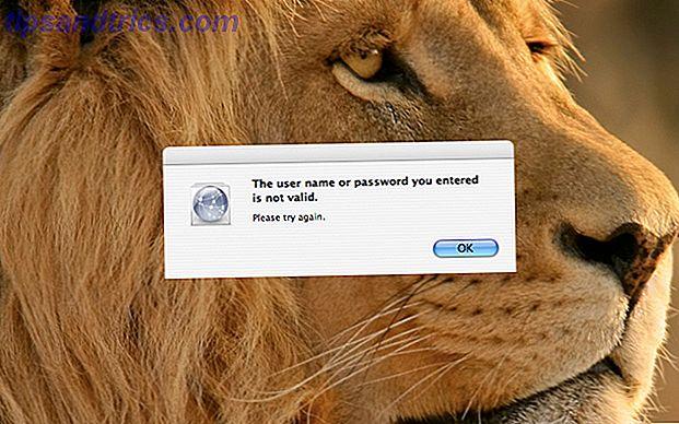 4 Möglichkeiten zum Zurücksetzen Ihres OS X-Kontopassworts