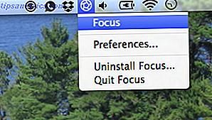 Forceer jezelf om te werken in plaats van browsen.  Focus is een Mac-app die afleidende sites blokkeert, die u een citaat van inspiratie laat zien wanneer u een site bezoekt die u niet zou moeten bezoeken.