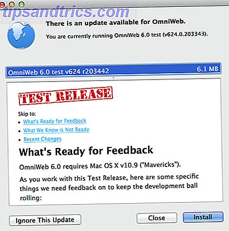Qu'est-ce qui rend OmniWeb 6 meilleur que Safari, Chrome et Firefox?