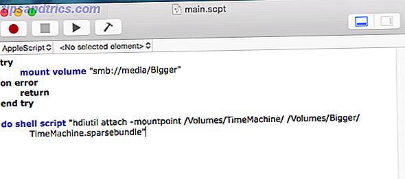 Tilslut tidskapslen direkte til Mac