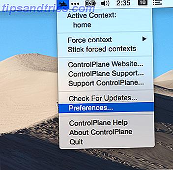 Automatiser Mac-indstillinger afhængigt af din placering med ControlPlane