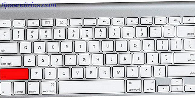Apple Smart Keyboard Shift